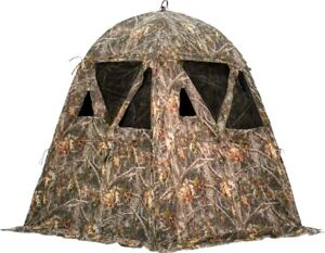 New True Timber AirPack 75 Compact Inflatable Ground Blind - Kanati