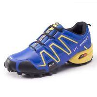 Men's Hiking Shoes Outdoor Trekking Sneaker Sports Speed 4/3 Running Shoes AA