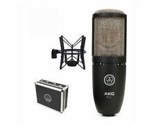 New ListingAkg P220 Large Diaphragm Studio Condenser Recording Mic Microphone Proaudiostar