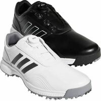 adidas 2020 CP Traxion Boa Spiked Leather Waterproof Golf Shoes