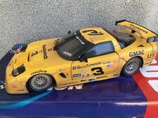 ACTION 1/18 DALE EARNHARDT SR. & JR. 2001 RACED VERSION C5R CORVETTE DIE CAST