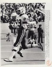 Waltzing in untouched to score- Harold Jackson 10/14/79 - Press Photo