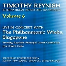 Timothy Reynish - Live in Concert with the Philharmonic Winds, Singapore, Vol. 6