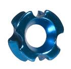 """OMP StringLove Tri View Peep 1/8"""" Blue"""