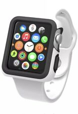 Apple Watch 38mm Screen Protector Clear Case Cover Bumper