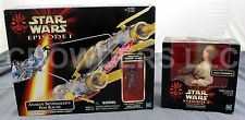 "Star Wars Episode 1 12"" Scale Anakin Skywalker Figure & Podracer Hasbro 1998 NIB"