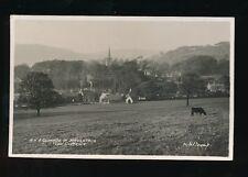 Derbyshire Derbys A Glimpse of HATHERSAGE c1930/40s? RP PPC