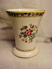 Coalport Ming Rose Footed Vase England Bone China
