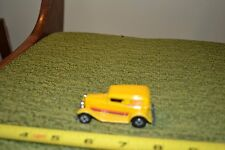 HotWheels 1988 yellow Delivery