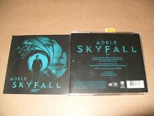 Adele Skyfall cd Single 2012 Ex + Condition