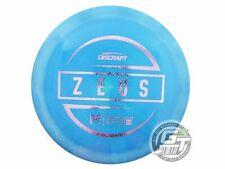 New Discraft McBeth Esp Zeus 170-172g Aqua Lilac Foil Driver Golf Disc