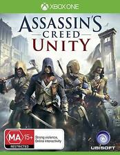 Assassins Creed Unity Stealth Fighting RPG Role Play Game Microsoft XBOX One XB1