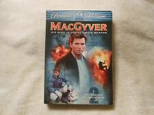 MacGyver - The Complete Second Season (Dvd, 2005, 6-Disc)*Mint* *Genuine*