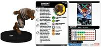 HeroClix Marvel Earth X Super Rare 059 Gorgon
