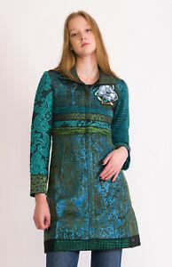DESIGUAL Women's Coat Size 36 EU