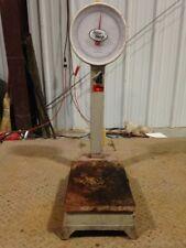 "Avery Accu-Weigh 60lb Standing Floor Scale w/ 15"" X 10"" Platform"