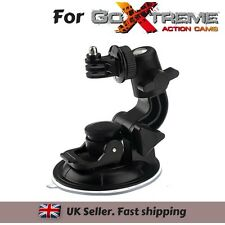 Car Suction Cup for Action Cams GoXtreme Black Hawk 4K Vision 4K Ultra HD Enduro