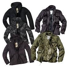 Trooper™ Raw Vintage M65 Fieldjacket New Savior Jacket Feldjacke Winter Jacke
