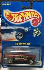 HOT WHEELS MATTEL BYWAYMAN #77 WITH RED BED AND EAGLE ON THE SIDE NEW