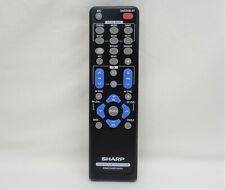 New listing Sharp Rrmcga297Awsa Original Sound Bar Home Theater System Remote Ht-Sb40