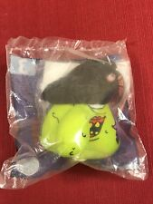Burger King Original Silly Slammers #3 Toy-New cackling witch 1999 kids meal
