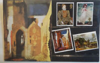 GB 1968 British Paintings German Edition Gift Presentation Pack