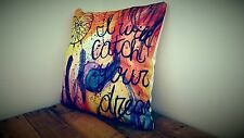 Vibrant Dream Catcher Cushion