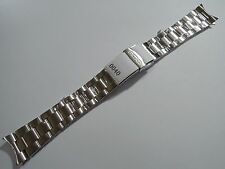 NEW 22MM SEIKO OYSTER FOLDED BRACELET FOR DIVER'S 7S26-0040, SNZF17 MEN'S WATCH
