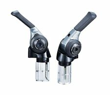 microSHIFT TT Bar End Shifters BS-A11 2 / 3 x 11 Speed Compatible For Shimano