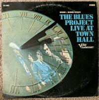 Live At Town Hall by The Blues Project (LP, 1967, Verve Forecast)