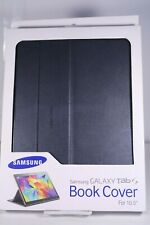 Genuine Samsung Galaxy Tab S 10.5 Book Cover (EF-BT800BBEGUJ) - Blue Slate NEW