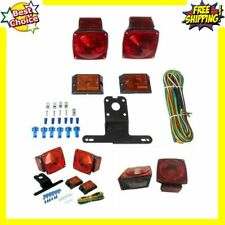 Universal Fit Light Kit For Trailers Under 80 Inch Stop Tail Signal Lights Set