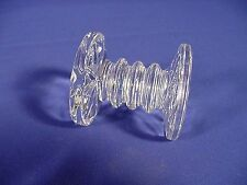 Vintage Waterford Crystal Barbell Knife Rest IRELAND