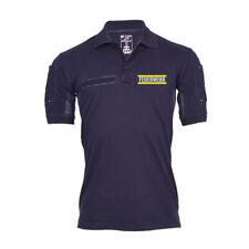 Tactical Polo Shirt Alfa Fire Brigade Insert Fire Life Saver Clothing #23332