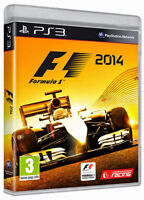 F1 2014 PS3: Formula 1 2014 PS3 Excellent - 1st Class Fast Delivery