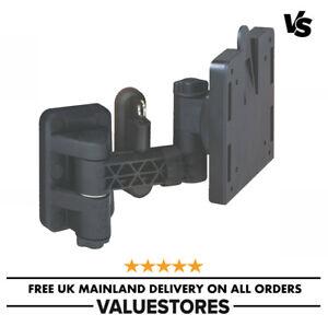 Vision Plus Single Arm Quick Release TV Bracket Wall Mount Caravans Motorhomes
