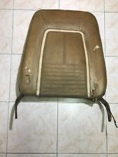 Used 1967 Camaro Passenger Seat Back