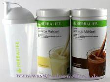 2x Herbalife Shake F1 -2x 550g.Geschmack Auswahl+ Shaker Gratis (1000g - 70,36€)