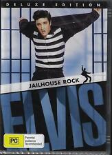 ELVIS PRESLEY JAILHOUSE ROCK DVD NEW