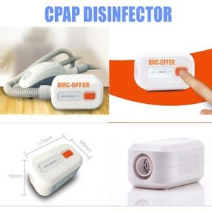 Mini Ozone  CPAP machine cleaning device CPAP Disinfector Cleaner steriliser new