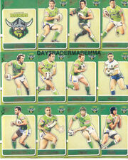 Canberra Raiders NRL & Rugby League Trading Cards