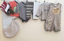 Baby Boys FASCIO DI Abbigliamento Età 3-6 mesi successivo hooligans M&S < D1036