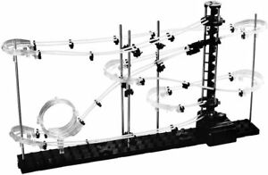Level 1 Space Rail 5000m Perpetual Rollercoaster Marble Run Coaster Toy Xmas UK