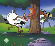 Chuck Jones Ewe Thief! 2001 Warner Brothers Limited Edition Cel of 60