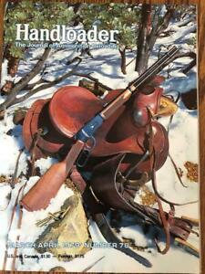 HANDLOADER AMMUNITION RELOADING JOURNAL MARCH - APRIL 1979