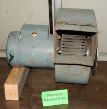 Blower with 1HP Motor Type TECF 60Hz 3Phase 230/460V 1725RPM