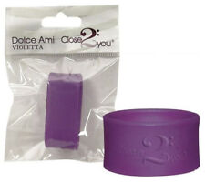 DOLCE AMI SILICONE PENIS RING Soft Erection Delay Male Men UK SELLER FAST POST