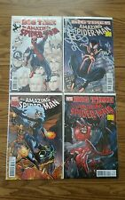 The Amazing Spider-Man #648 650 651 652 Big Time 1st Stealth Suit Humberto Ramos