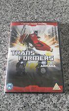 DVD Transformers Prime Armada - New & Sealed Region 2 UK