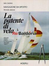 Navigazione da diporto  La patente di vela Ulrico Hoepli Sanna Nini Vela
